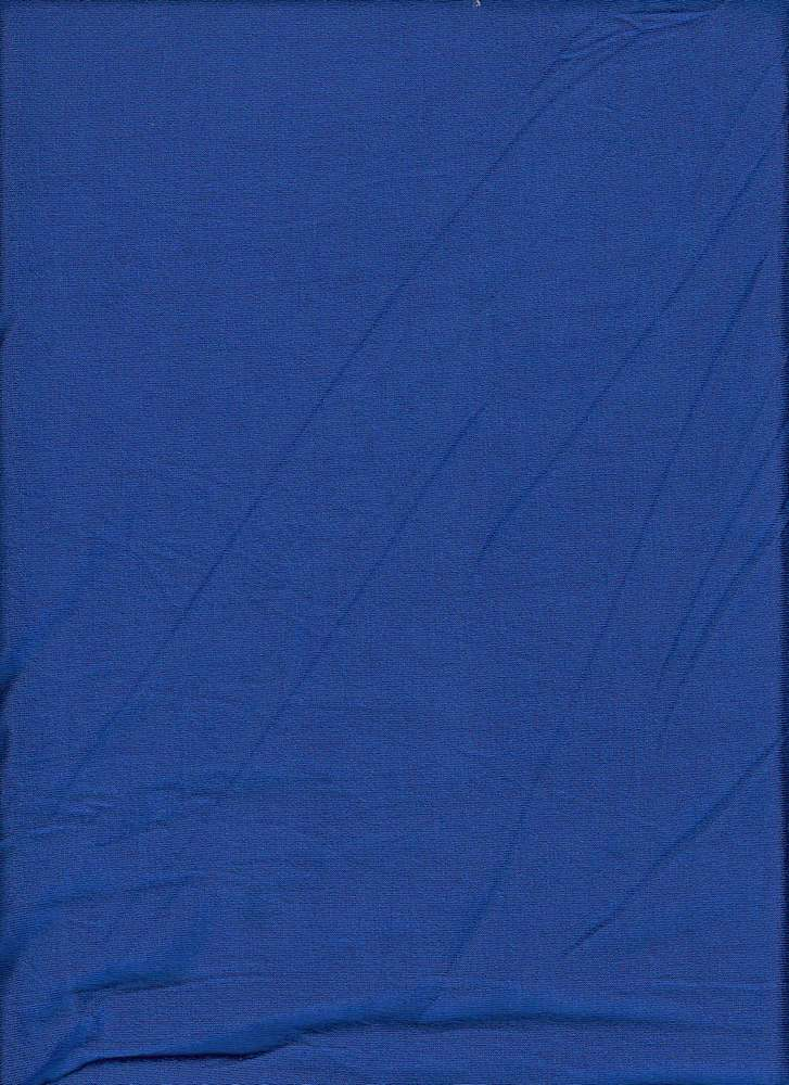 JERSEY-607-180/ROYAL BRITE / Rayon/Spandex Jersey,