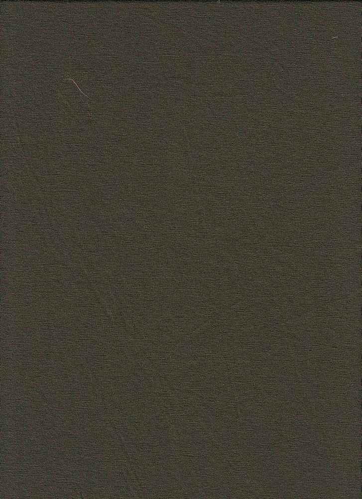 JERSEY-607-180/OLIVE ARMY / Rayon/Spandex Jersey,