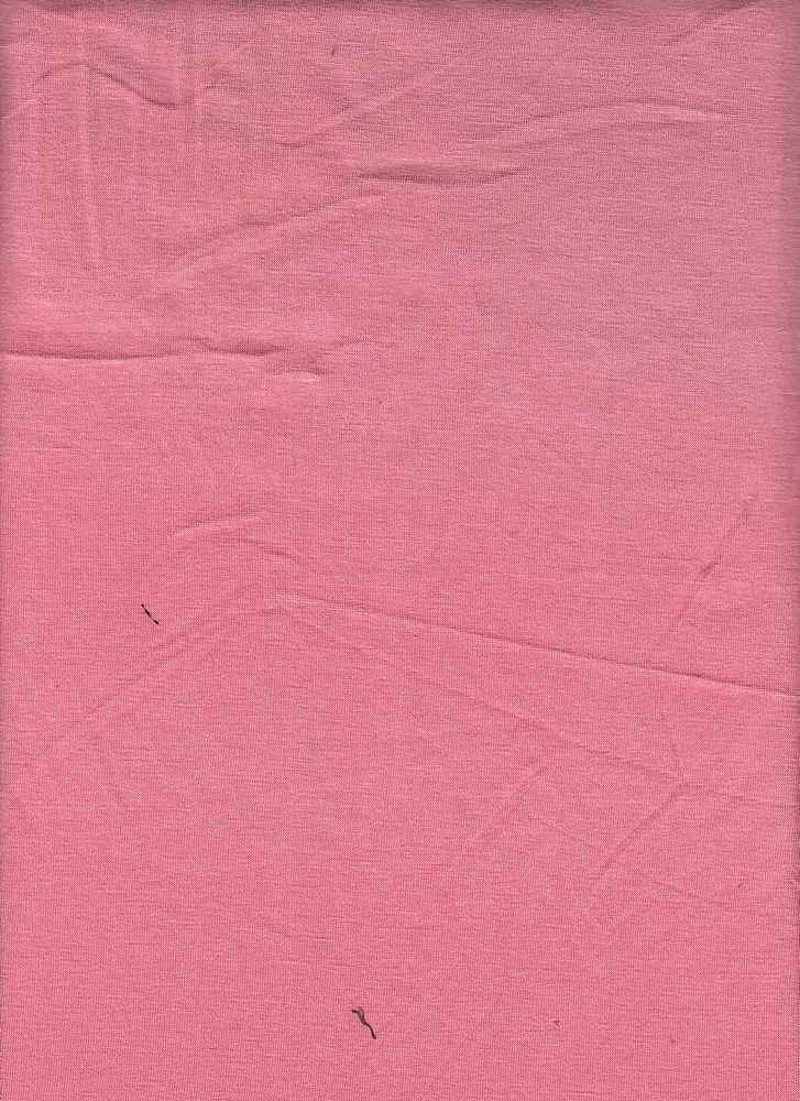 JERSEY-6076/CORAL #45 / Rayon/Span Jersey,